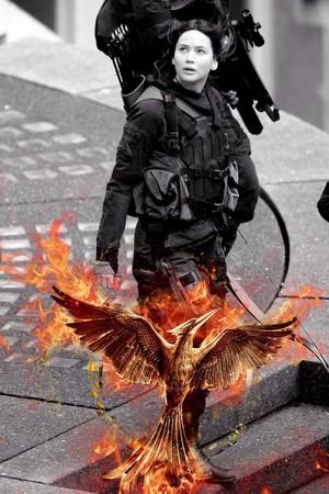 Katniss Everdeen | Mockingjay