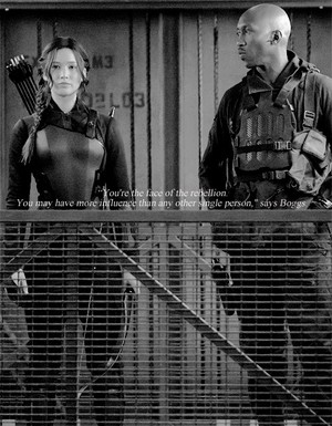 Katniss and Boggs