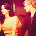 Katniss and Peeta! <3