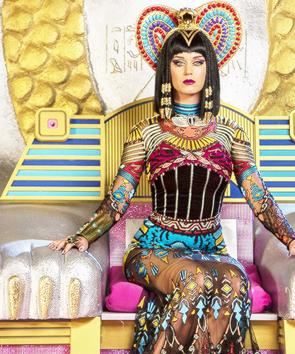 Katy - katy-perry PhotoKaty Perry Dark Horse Egyptian Costume