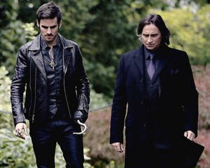 Killian and Rumple - 4.11 - Promo Pics