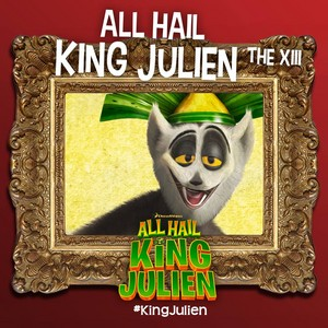 King Julien The XIII