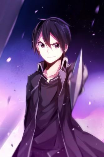 Sword Art Online wallpaper titled Kirito