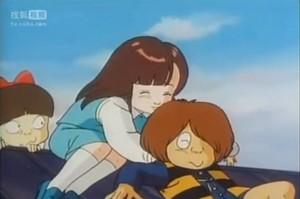 Kitaro, Yumeko and Neko-Musume