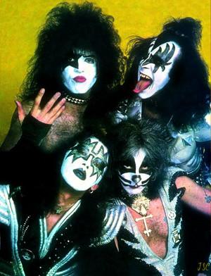Klassic Kiss 1977
