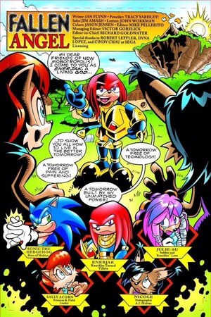 Knuckles to EnerJak was a big surprise party