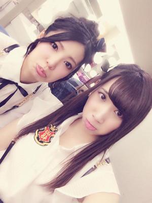 Kuramochi Asuka and Suzuki Shihori