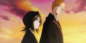 Kurosaki Ichigo & Kuchiki Rukia