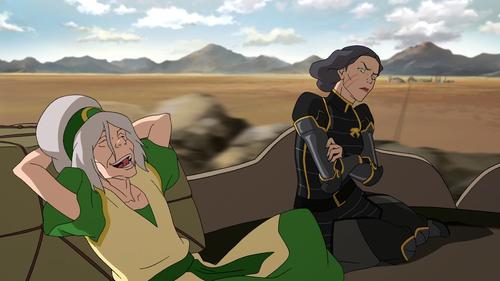Avatar: The Legend of Korra wallpaper called LOK - Toph Beifong