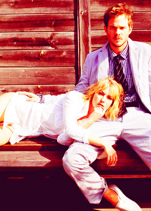 Laura Ramsey and Shawn Ashmore