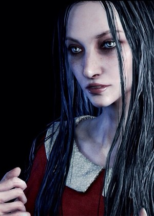 Laura Victoriano   The Evil Within