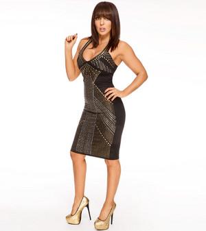 Layla's inayopendelewa Dress