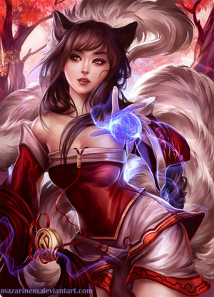 League Of Legends - Ahri