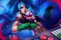 League Of Legends - Arcade Sona