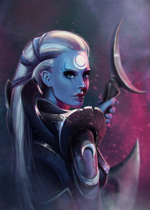 League Of Legends - Diana