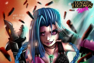 League Of Legends - Jinx