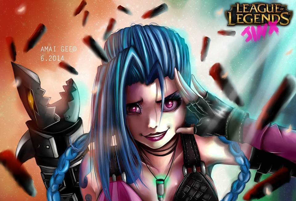 League Of Legends - Jinx