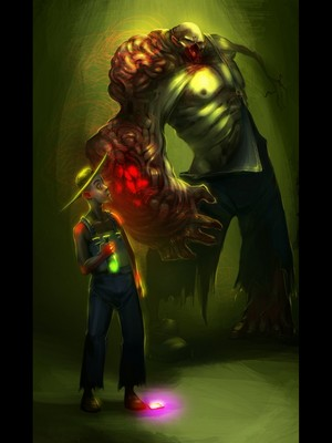 Left 4 Dead: What they were before - Charger