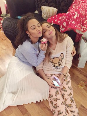 Leigh and Jade ♥
