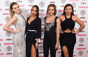 Little Mix attending the Cosmopolitan Ultimate Women of the taon Awards