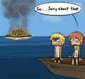 Lord Of The Flies funny ending
