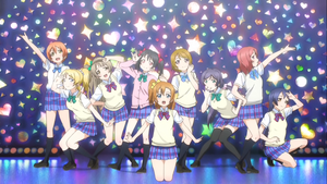 pag-ibig Live: School Idol Project! <3