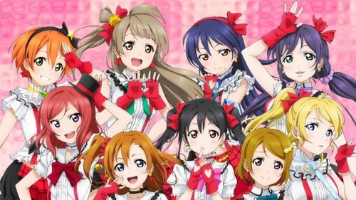 Love Live! School Idol Project achtergrond containing anime entitled Love Live: School Idol Project! <3