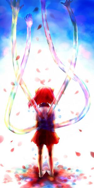 Lucy / Nyuu / Kaede | Elfen Lied
