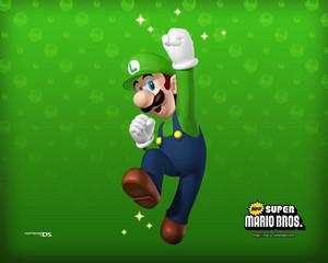Luigi Background