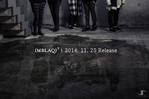 MBLAQ tease their comeback with mysterious image!