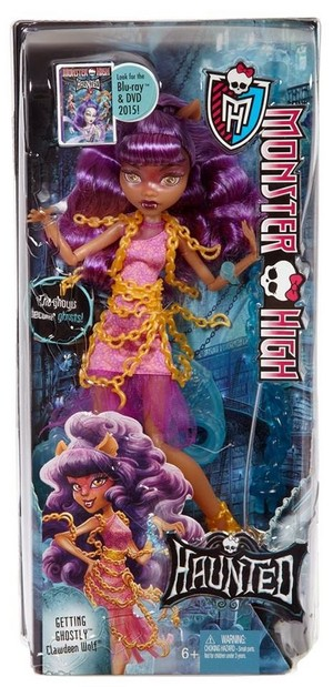MH Haunted Clawdeen