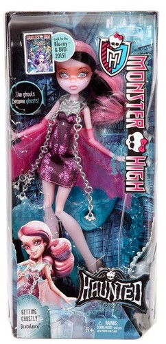 Monster High achtergrond entitled MH Haunted Draculaura