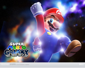 Mario Background
