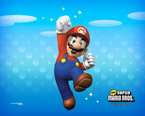 Mario Background