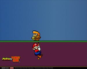 Mario Vs. Donkey Kong Обои