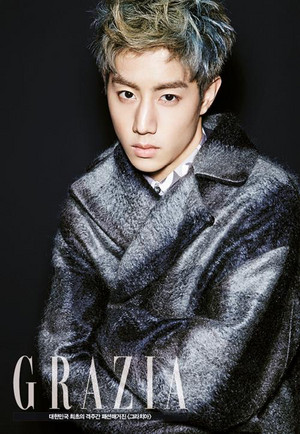 Mark hottie~Grazia magazine❤ ❥