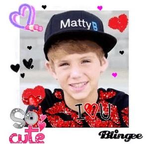 Mattyb so cute!!!!!!