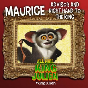 Maurice: Advisor and right hand to the King