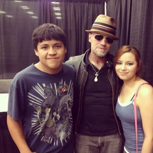 Meeting Michael Rooker