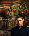 Merry Christmas - dean-winchester fan art