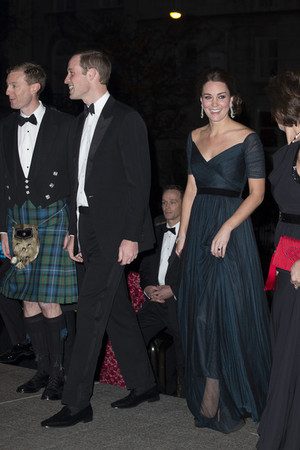 Metropolitan Museum of Art to attend the St. Andrews 600th Anniversary 공식 만찬, 저녁 식사 December 9, 2014 in Ne