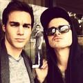 Michael and Chris  - the-vampire-diaries-tv-show photo