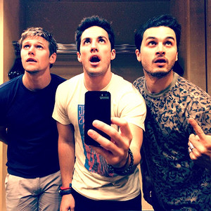 Michael_Trevino Beam us up NYC. Let's Go