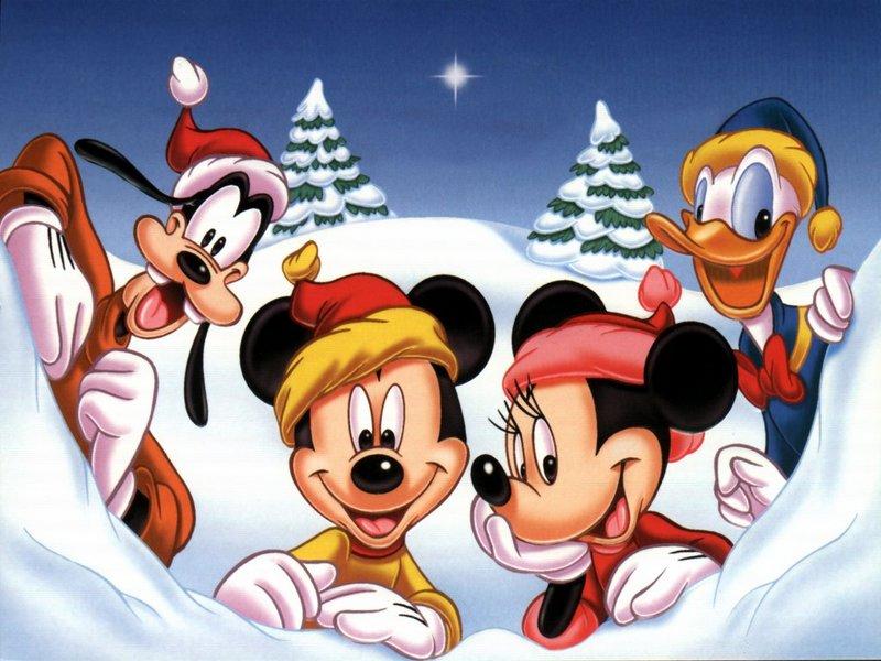 米琪hd_mickey and 老友记 images mickey and 老友记 圣诞节 hd wallpaper