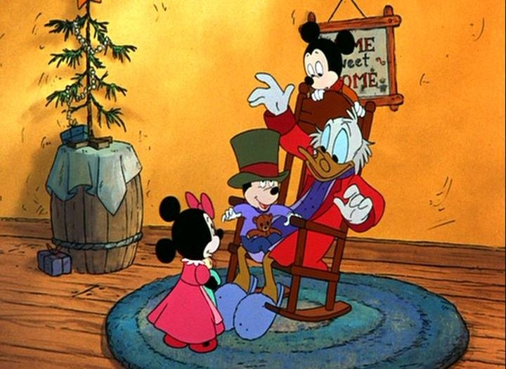 mickey and friends images mickeys christmas carol hd wallpaper and background photos - Mickey Mouse A Christmas Carol