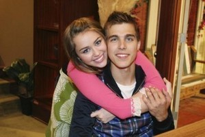 Miley and Jake