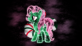 Minty in light form - my-little-pony fan art