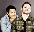 Misha/Jensen Photo-Op