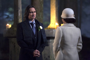 Mr. Gold- 3x22- There's No Place Like accueil