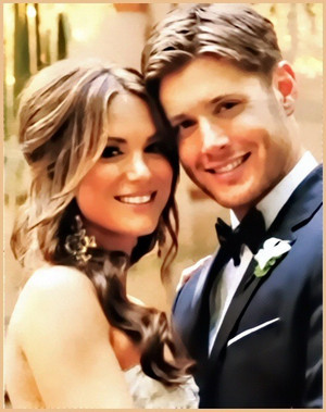 Mr. and Mrs. Ackles <3